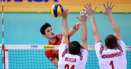 Volley - POL - Thibault Rossard prolonge au Resovia Rzeszow