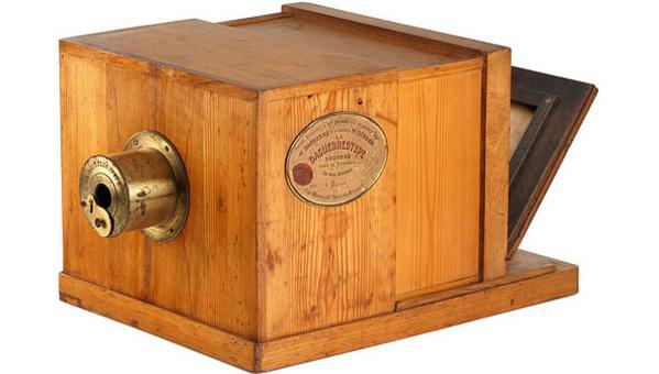 Giroux Daguerreotype is world's first mass-produced camera, about to become the most expensive one too