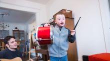 Cómo ayuda la musicoterapia a los niños con síndrome de Down