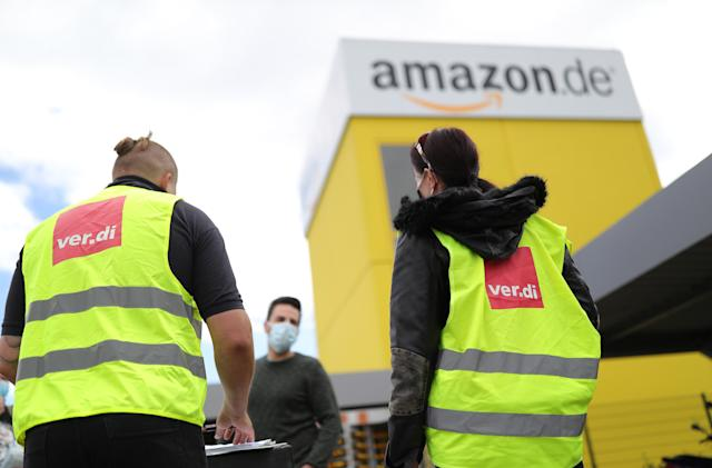 Germany to probe whether Amazon influenced prices during the pandemic