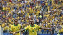 Brazil, Uruguay strong in Copa America, Argentina stutters