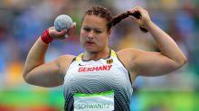 Leichtathletik: Kugelstoßerin Schwanitz greift wieder an