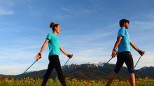 Un truco muy simple para quemar más calorías andando
