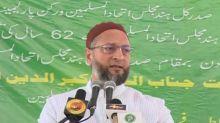 Asaduddin Owaisi targets RSS over plea against Mathura Idgah, says must remain alert