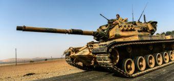 L'opération turque en Syrie vise l'EI et les milices kurdes (Erdogan)