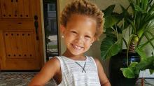 Con solo 4 años esta niña lo da todo al ejercitarse con sus rutinas de crossfit