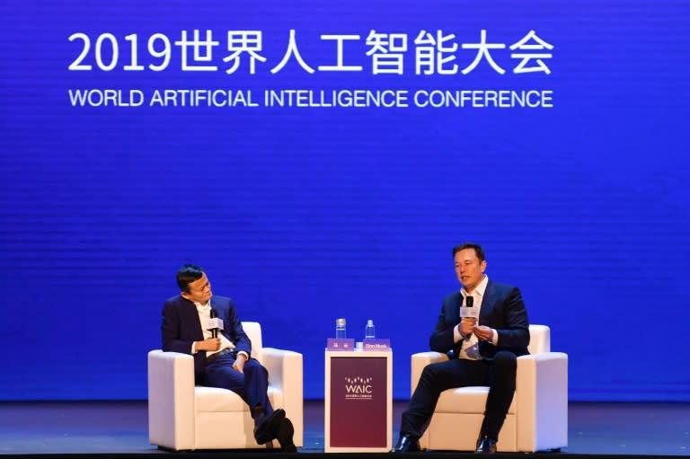 Elon Musk says progress at Tesla Shanghai factory is