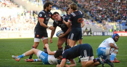 Rugby - XV de France - Le même XV face aux pays de Galles que contre l'Italie ?