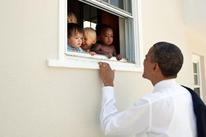 Barack Obama (Twitter)