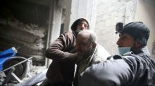 U.N. Syria aid chief says Security Council must see need for ceasefire