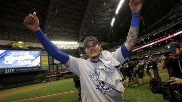 Is Machado's contract richest in U.S. sports?