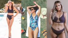 'Anyone can be a swimsuit model': Knix's latest swimwear campaign features real models at home during quarantine