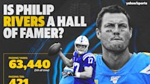 Philip Rivers has retired, but is he a Hall of Famer? Only one other HOF QB has a comparable resume
