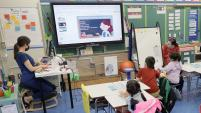 """AFT President says different classroom COVID protocols is creating a """"tale of two countries"""""""