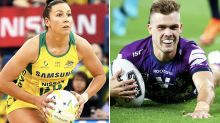 'Pretty cool': Aussie sporting superstars' relationship reveal