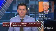 Billionaire media investor Mario Gabelli wonders whether Trump's like of Fox might help Disney deal