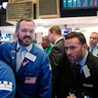 Stocks struggle to hold gains, Trump rejects 'globalism' at UN
