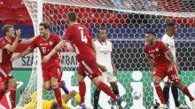 Foot - Supercoupe - Le Bayern Munich remporte la Supercoupe d'Europe face au SévilleFC