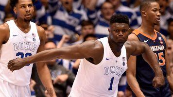 Freshman duo carries Duke over Virginia