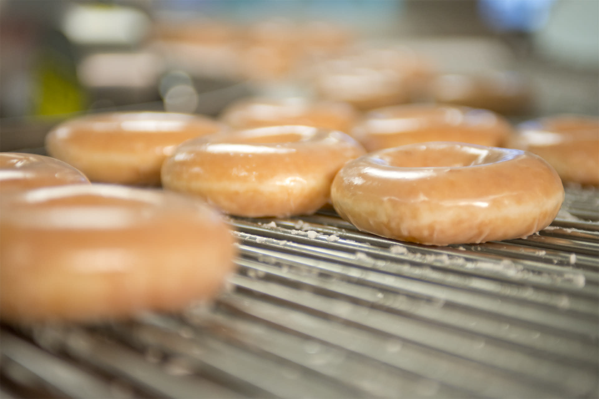krispy kreme 3 essay Krispy kreme does not have one particular target market and are not categorized as one business type they have various tactics to appeal to various markets.