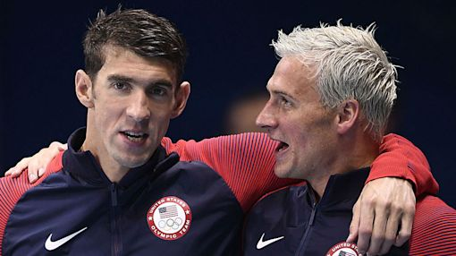 Michael Phelps told Ryan Lochte to 'not do anything bad' before Rio incident