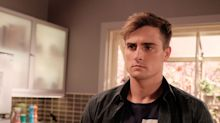 Neighbours horror for Kyle Canning and Amy Williams as their sex tape is uploaded online