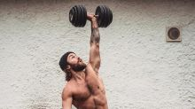 This Simple, 2-Move Dumbbell Session Has A Fat-Burning Sting In The Tail