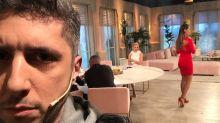 Jey Mammon vs. Pampita: tensión durante el programa ¡y fuera del aire, también!