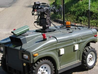 Army orders 24 new sentry-bots, Judgment Day moved up two months