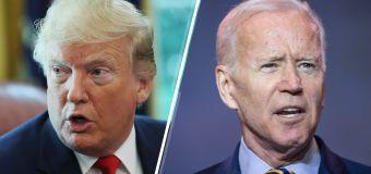 Trump hurls new insult at former VP Joe Biden