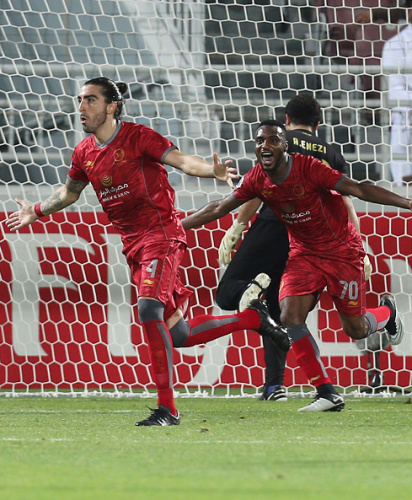 Qatar Stars League: Chico Flores puts Lekhwiya's title win down to results against rivals
