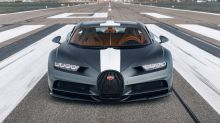 Limited-edition Bugatti Chiron Sport bridges the gap between cars and planes