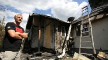 Ukraine president demands swift probe after activist's house set ablaze