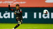 Soccer-Everton sign English winger Gray from Leverkusen