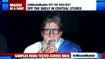 Will cooperate with what the law says: Big B on Maggi