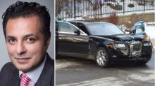 $250K reward offered in case of Calgary millionaire shot through window of Rolls Royce