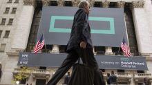 Hewlett Packard Enterprise names former Sprint executive Robbiati CFO