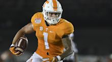Ex-Tennessee RB Jalen Hurd appears headed to Baylor