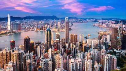 Hong Kong is so expensive that a single parking space just broke a property record