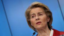'Stakes couldn't be higher' at EU summit, von der Leyen says