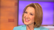 Carly Fiorina talks domain name snafu & getting fired from Hewlett Packard