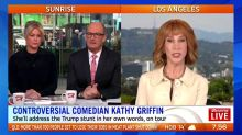 Kathy Griffin on Trump images: 'I'm no longer sorry. The whole outrage was B.S.'