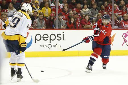 NHL  Nashville Predators at Washington Capitals d761eb913657