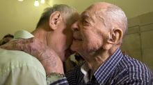102-year-old survivor reunites with newly discovered nephew