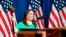Republican National Committee chairwoman Ronna McDaniel tests positive for coronavirus