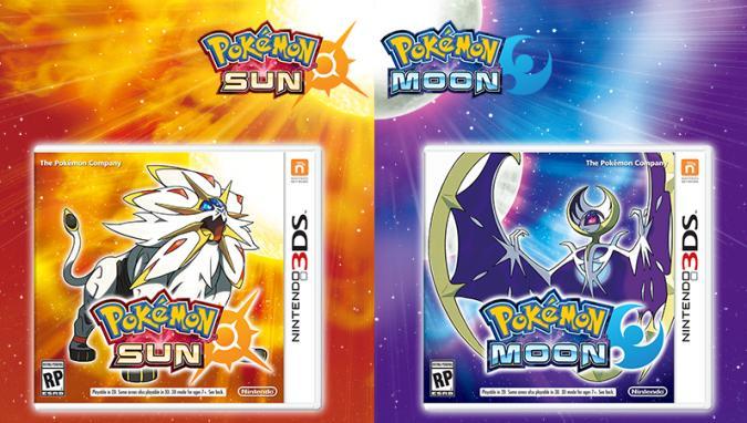 'Pokémon Sun' and 'Moon' arrive on the 3DS November 18th