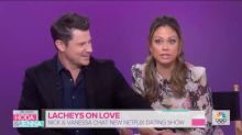 Nick And Vanessa Lachey Deny Sending Jessica Simpson A Gift In Cringe-Worthy Q&A