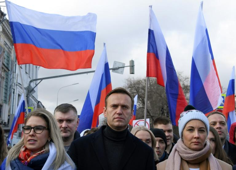 """Russian opposition leader Alexei Navalny said that holding the vote during the coronavirus pandemic would be a """"crime against pensioners"""""""