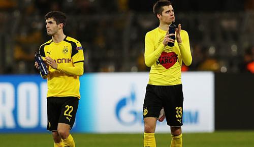 Champions League: Dortmund-Anschlag: US-Coach Arena war in Kontakt mit Pulisic