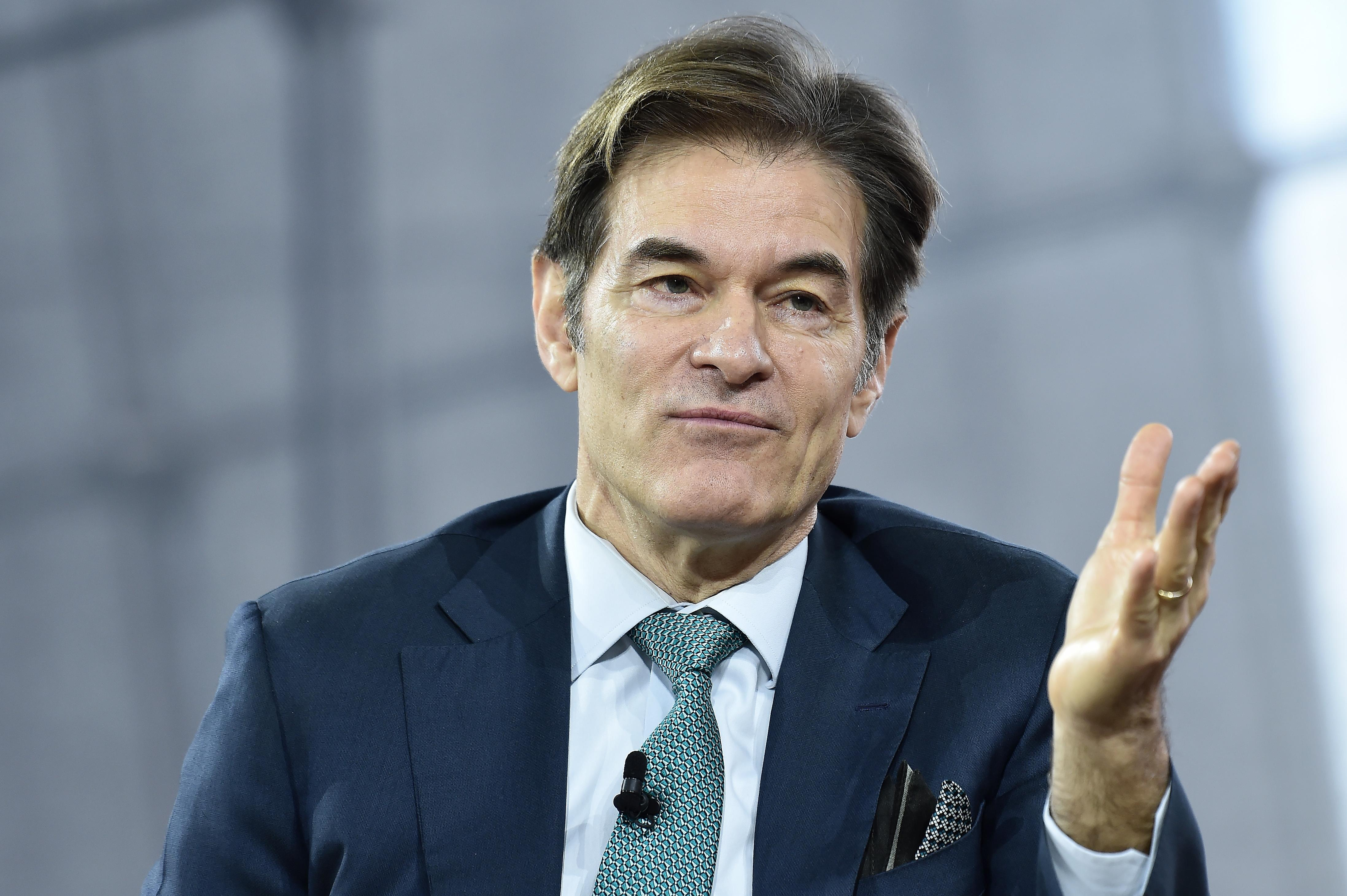 New coronavirus observations are 'surprising and a little concerning' says Dr. Oz